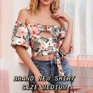 Brand new shirt size medium